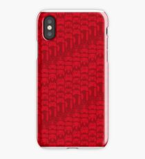 Video Game Controllers - Red iPhone Case