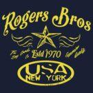 star usa ny by rogers bros by usanewyork