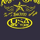 star usa ny by rogers bros by usanewyork