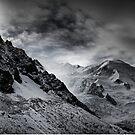 Mont Blanc by laurentlesax