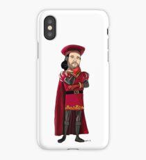 Lord Farquarson COLOUR iPhone Case