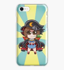 Chibi Fight Club Mako - Kill la Kill Case iPhone Case/Skin