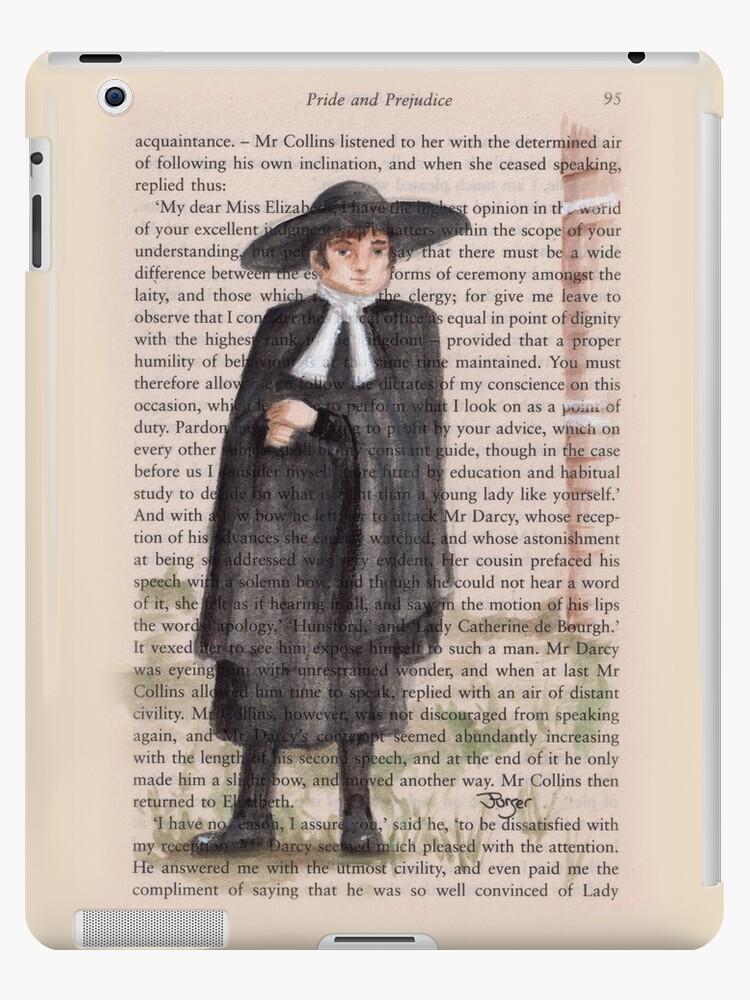 Jane Austen - Pride and Prejudice - Mr Collins by Purrr