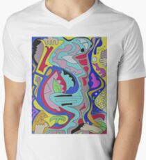Within our cells V-Neck T-Shirt