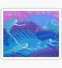 Ocean  Nomads Sticker