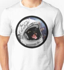 Cat-astrophe! Unisex T-Shirt
