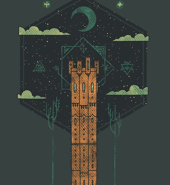 The Tower by Hector Mansilla