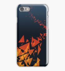 Submerged in Autumn iPhone Case/Skin