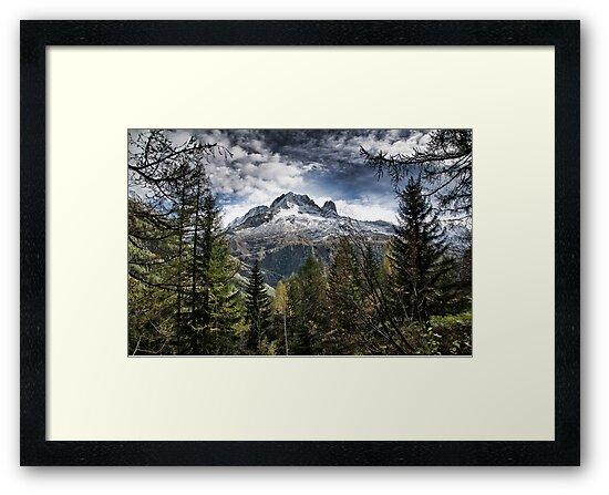 Mont Blanc (3) by laurentlesax