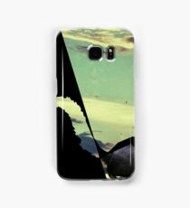 black squirrel  Samsung Galaxy Case/Skin
