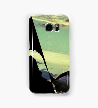 black squirrel  Samsung Galaxy Case/Skin