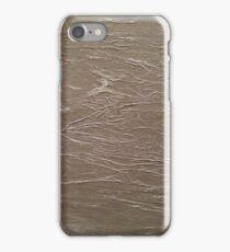 Slate Grey Wrinkle iPhone Case/Skin