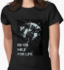 Mk.II for Life Women's Fitted T-Shirt