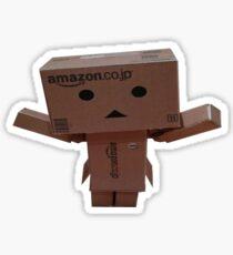 Danbo cardboard guy Sticker
