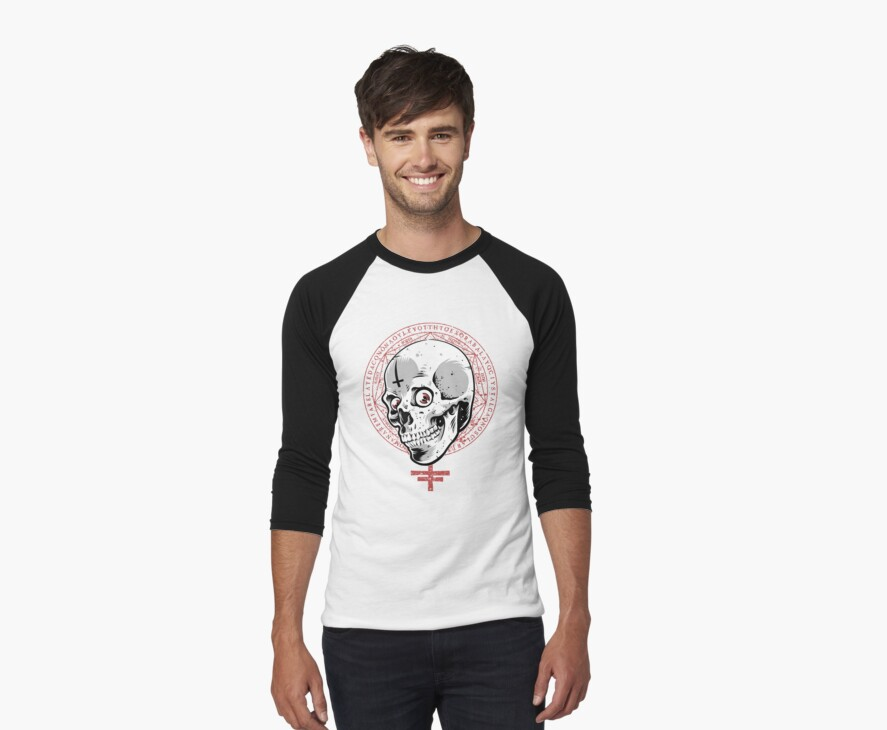 Doom and Gloom Skull  by cryface