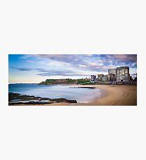 Newcastle Beach Sunrise Photographic Print
