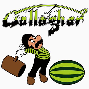 Gallagher by anfa