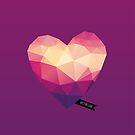 Vector Love 01 by Marco Recuero