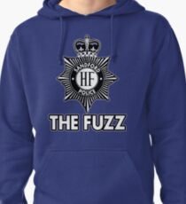 The Fuzz Pullover Hoodie