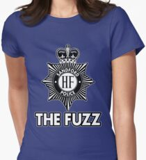 The Fuzz Women's Fitted T-Shirt