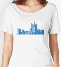 Downton skyline Women's Relaxed Fit T-Shirt