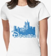 Downton Abbey Again Women's Fitted T-Shirt