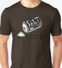 PJSalt V1 (black text) Unisex T-Shirt