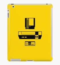 Minimalist NES Trio iPad Case/Skin