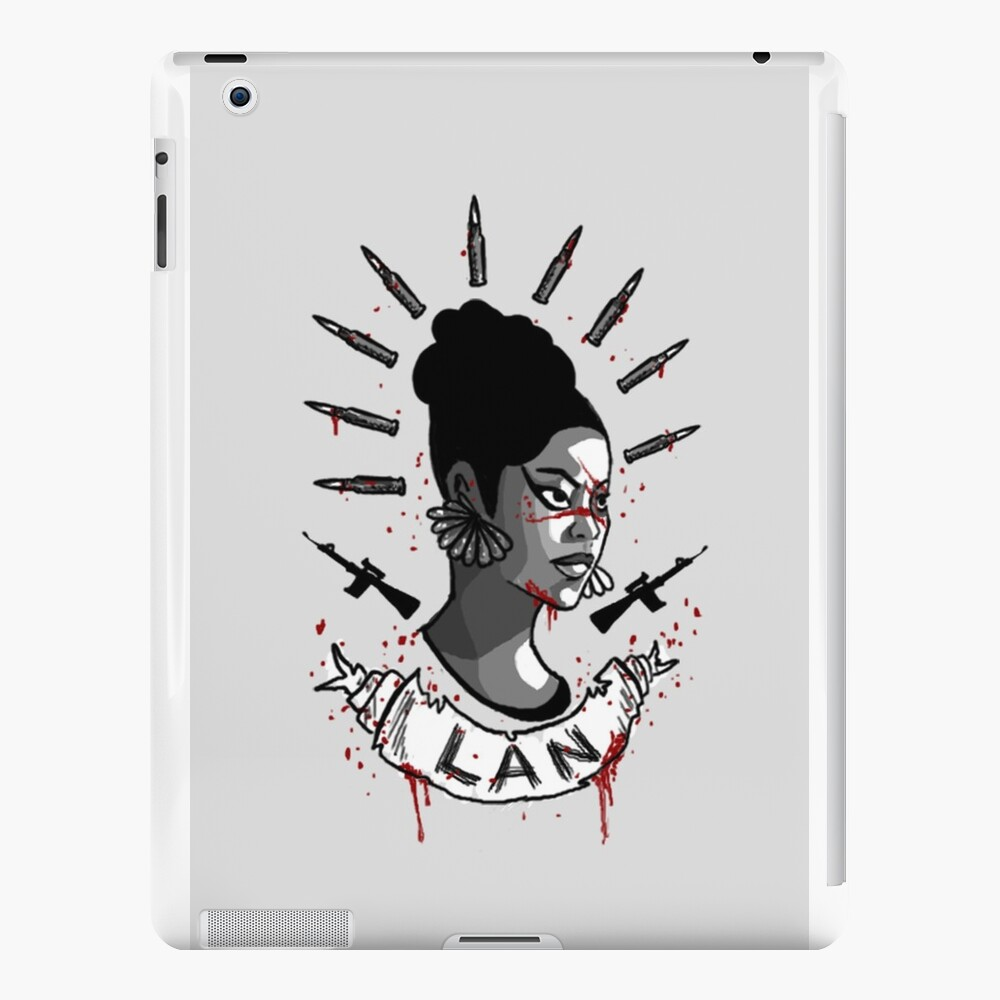 L.A.N iPad Cases & Skins