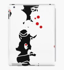 In Black and White iPad Case/Skin