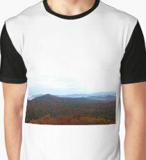 Blue Ridge Mountian Love Graphic T-Shirt