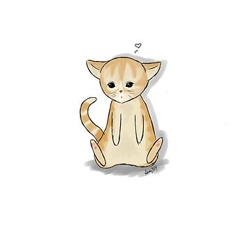 Cute Lil Kitty ~ by AutumnRay