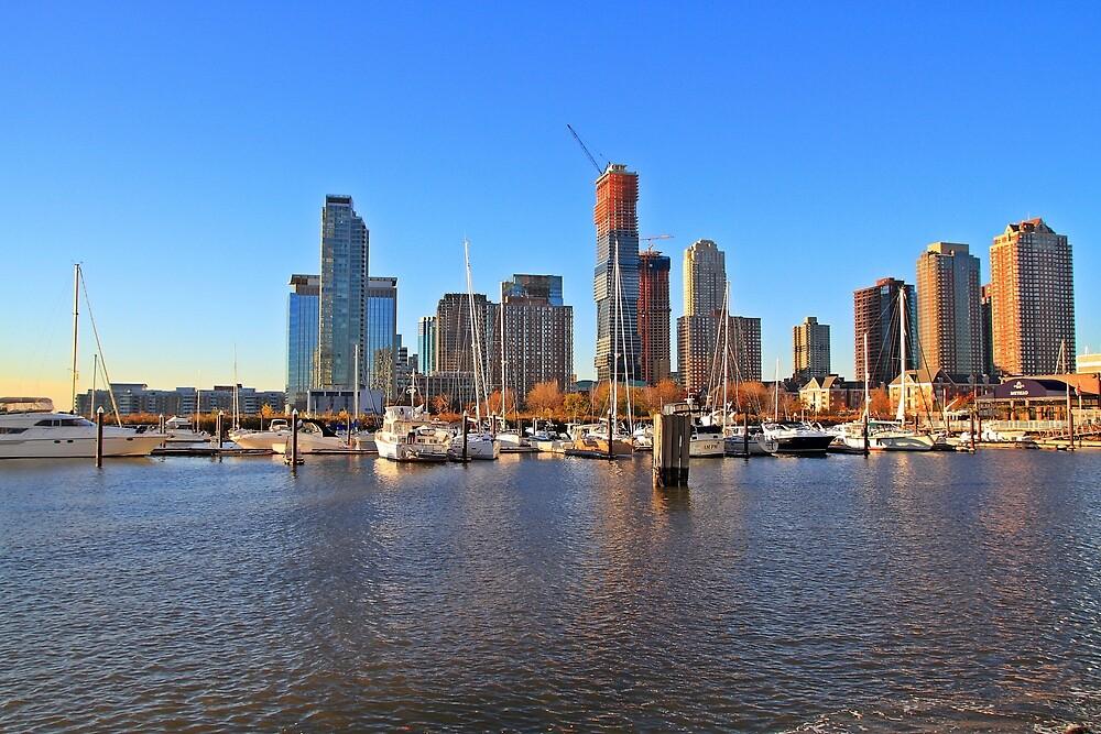 Lower Jersey City Newport by pmarella