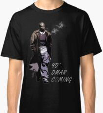 Omar Little Classic T-Shirt