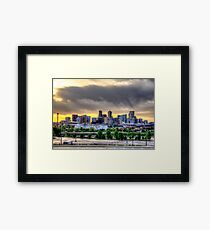 Downtown Denver 2 Framed Print
