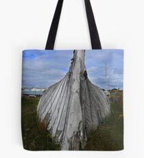 Lindisfarne Boat Tote Bag