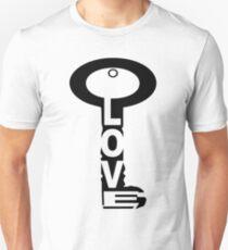 Key Is Love Unisex T-Shirt