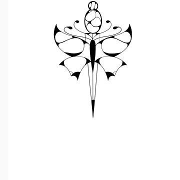 Butterfly Dagger by Deanozoff