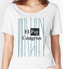 El Psy Congroo- Steins;Gate Women's Relaxed Fit T-Shirt
