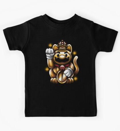 LUCKY PLUMBER Kids Clothes