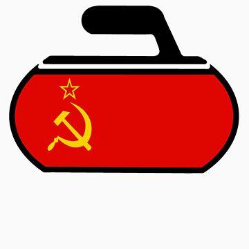 USSR Curling by the-splinters