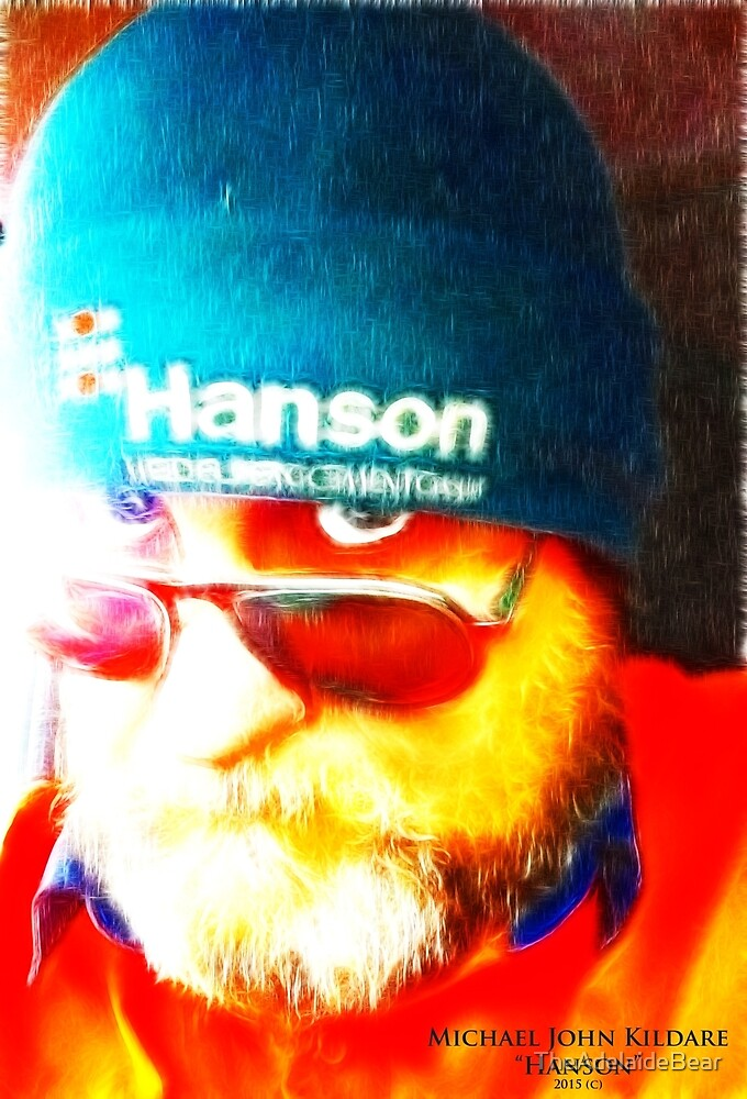 Hanson by TheAdelaideBear