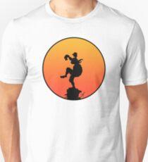 Crane Kick Unisex T-Shirt
