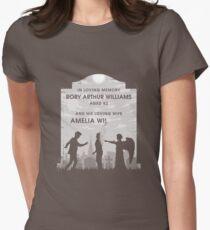 Goodbye Raggedy Man Women's Fitted T-Shirt