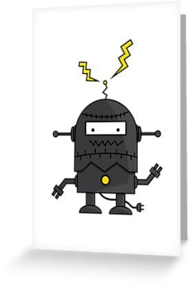 Flash Robot by sylview