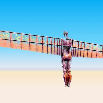 Bronzed Angel by johnlynchstudio