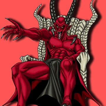 Lucifer Himself. by TheFoxFromHell