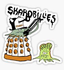 SkaroBillies Sticker