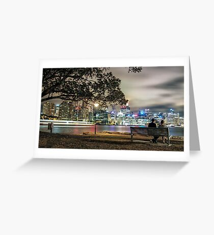 Balmain Love Greeting Card