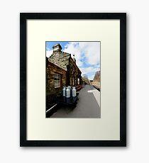 Goathland Railway Station Framed Print